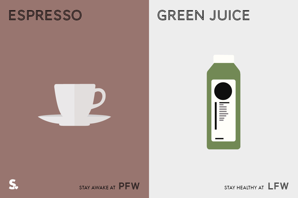 Espresso vs Green Juice