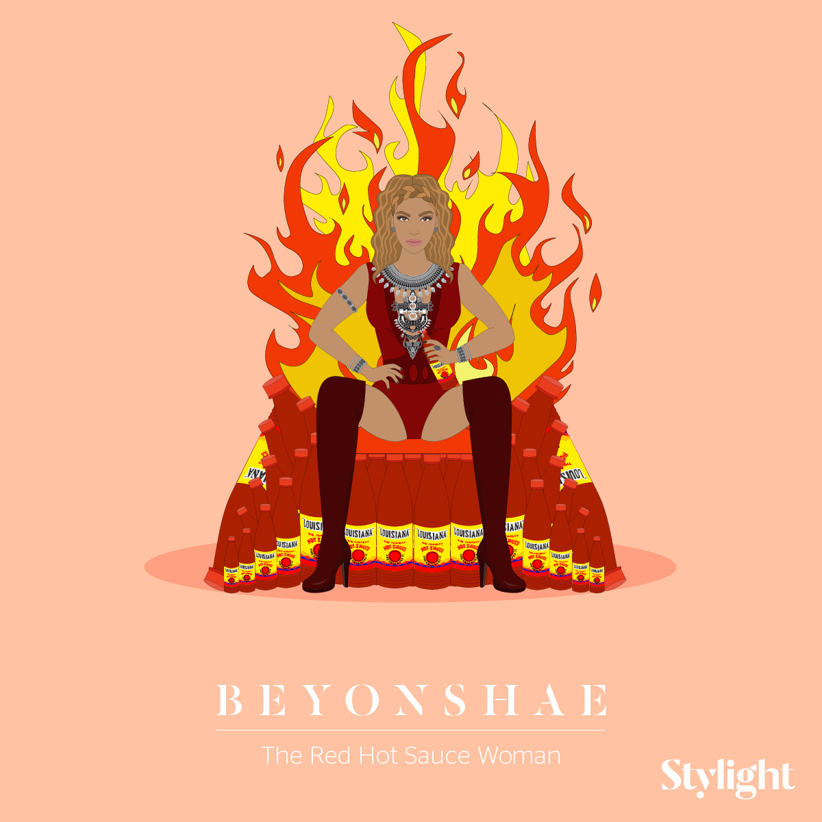 Game of Style - Beyonshae