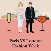 London vs. Paris Fashion Week